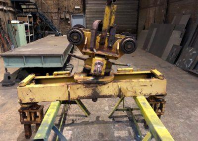 Réparation mécanique industrielle et du levage